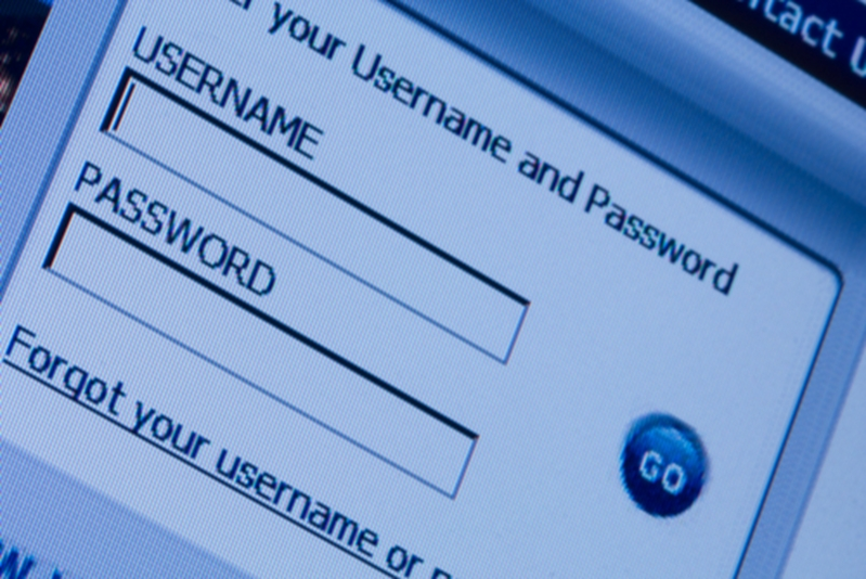 Does your credit agency encrypt your login information?
